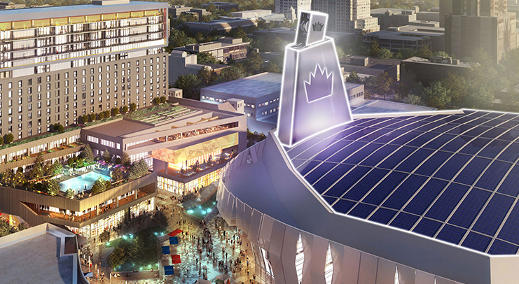 panel-the-planet-sacramento-kings-green-arena